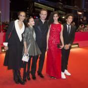 """Vincent Perez avec sa femme et ses enfants, pas tout à fait """"Seul dans Berlin"""""""
