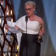 Cérémonie des Oscars : Patricia Arquette, récompensée pour Boyhood en 2015