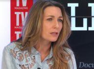 """Anne-Claire Coudray : """"La gorge serrée"""" devant le dernier JT de Claire Chazal..."""