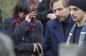 sheila obsèques de son fils