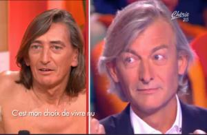Gilles Verdez (TPMP) nu dans