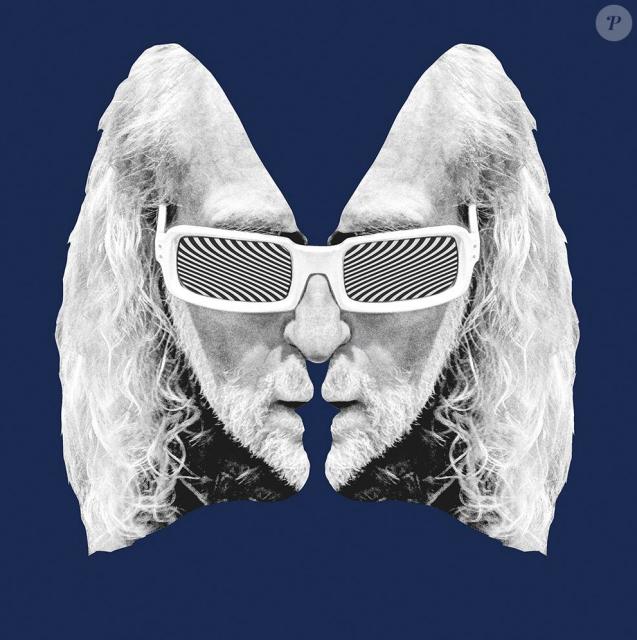 Un nouveau visuel pour Michel Polnareff, peut-être celui de son nouvel album attendu pour le premier trimestre 2016.