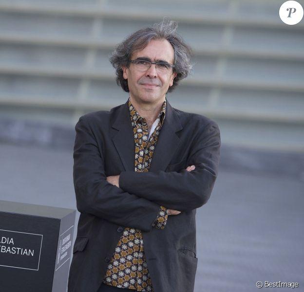 """Francois Dupeyron - Photocall du film """"Mon âme par toi guérie"""" lors du 61e festival du film de San Sebastian. Le 22 septembre 2013"""