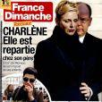 France Dimanche, février/mars 2016.