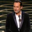 César du meilleur réalisateur remis par Gilles Lellouche - 26 février 2016