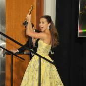 Alicia Vikander victorieuse aux Oscars : Le doux baiser de Michael Fassbender