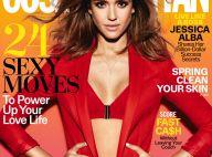 Jessica Alba : Sexy businesswoman qui n'a pas la langue dans sa poche