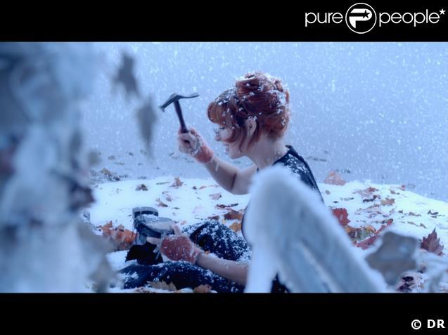 Les toutes premières images du prochain clip de Mylène Farmer