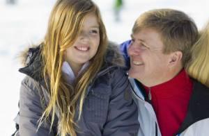Alexia des Pays-Bas : La jeune princesse a quitté l'hôpital...