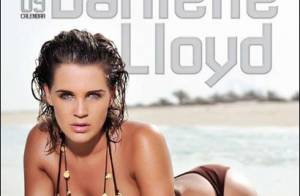 PHOTOS : Danielle Lloyd, la bombe anglaise vous présente son calendrier... waouh !
