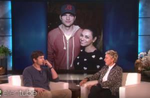 Ashton Kutcher : Rares confidences sur son mariage secret avec Mila Kunis