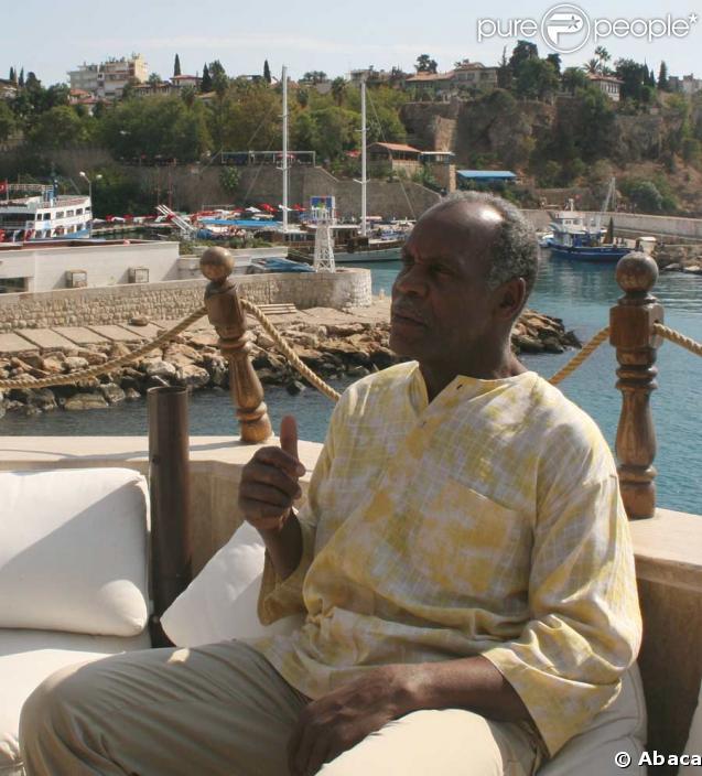 Danny Glover au Festival de cinéma d'Antalya