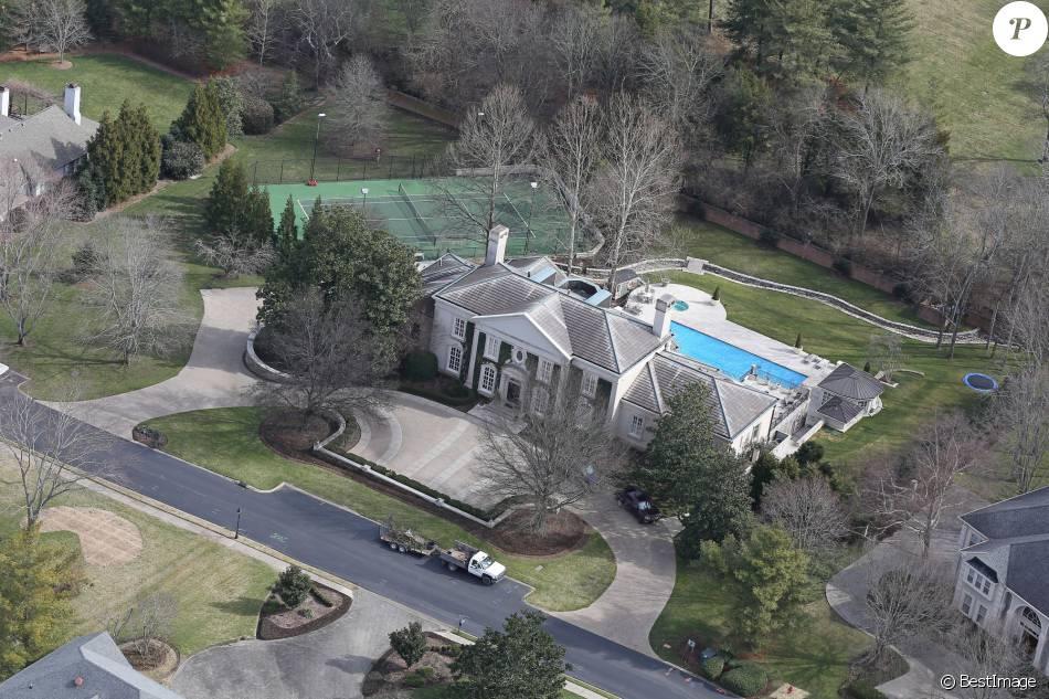 Nicole kidman et keith urban une r serve animale pour lever le - Google vue des maisons ...