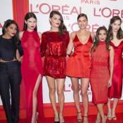 Eva Longoria, Leïla Bekhti et une pluie d'égéries à la fête pour L'Oréal Paris