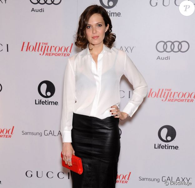 "Mandy Moore - Soiree ""Women In Entertainment Breakfast"" a Beverly Hills le 11 decembre 2013."