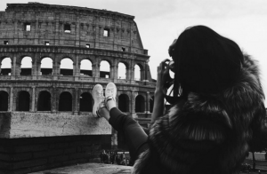 Kendall Jenner : Fin de Fashion Week à Rome avec sa mère