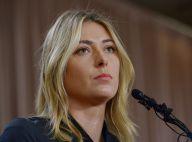 """Maria Sharapova dans la tourmente, riposte face à """"des fausses accusations"""""""