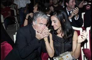 REPORTAGE PHOTOS : Franck Dubosc et sa compagne illuminent le festival de Tunis... c'est pour quand ce mariage ?