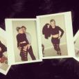 Jessica Simpson torride pour la Saint-Valentin avec son mari Eric Johnson. Photo publiée sur Instagram, le 14 février 2016.