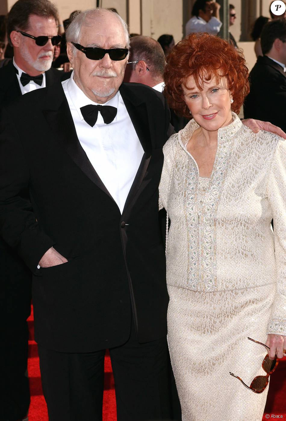 Robert Altman et sa femme Kathryn aux Sreen Actors Guild Awards 2002