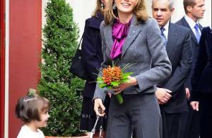 REPORTAGE PHOTOS : La princesse Letizia une 'maman' splendide pour des centaines d'enfants...