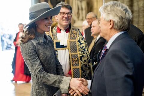 Kate Middleton : Superbe dame au chapeau et maman ravie pour le Commonwealth Day