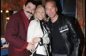 REPORTAGE PHOTOS : Jean-Marie Bigard, toujours très amoureux de sa femme, et entouré de ses amis people
