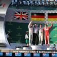Image du Grand Prix d'Australie à Melbourne le 20 mars 2016