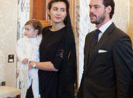 Félix et Claire de Luxembourg : Avec Amalia et toute la famille face au pape