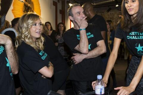 Enora Malagré, Estelle Denis et la sexy Clio Pajczer : l'Alpe d'Huez à vélo !