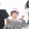 Jillian Mercado, un mannequin handicapé, est la nouvelle égérie de la collection de vêtements signée Beyoncé Knowles. Photo publiée sur le site officiel de la chanteuse.