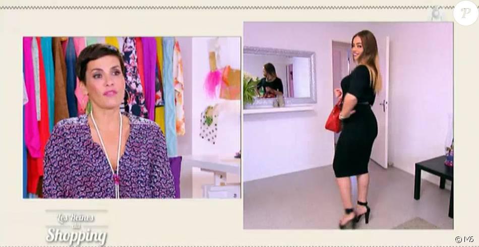 Les reines du shopping cristina cordula se met les internautes dos apr s avoir qualifi une - Les reines du shopping forum ...