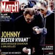 Retrouvez l'intégralité de l'interview de Johnny Hallyday dans le magazine Paris Match, en kiosques le 30 mars 2016.