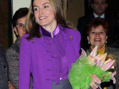REPORTAGE PHOTOS : Letizia d'Espagne doit-elle son look à... Carla Bruni ?
