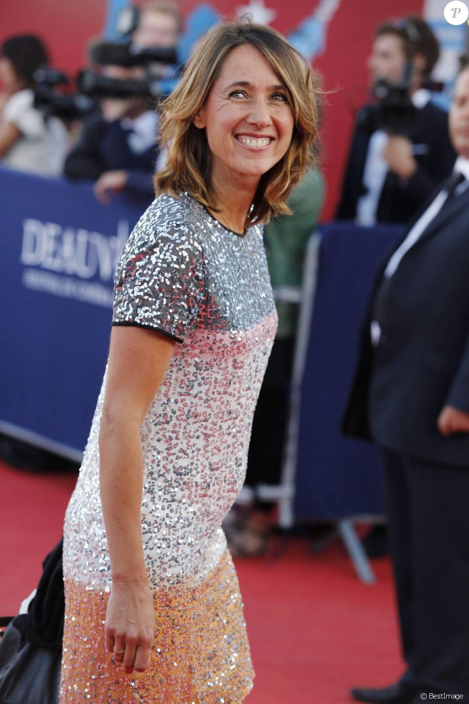 """Alexia Laroche Joubert - Avant-premiere du film """"Snowpiercer"""" pour la clôture du 39 eme Festival du Cinema Americain à Deauville le 7 septembre 2013."""