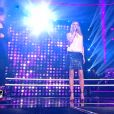 Méloie Pastor, Cora et Virginie dans The Voice 6 le 2 avril 2016 sur TF1.