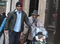 REPORTAGE PHOTOS EXCLUSIVES : Naomi Watts enceinte... en balade familiale à New York !