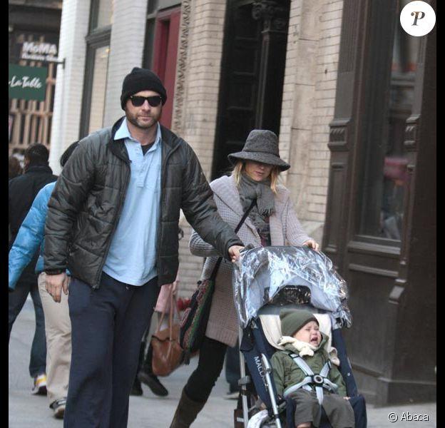 Naomi Watts en famille !