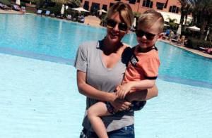Amélie Neten : Séjour de rêve au Maroc avec son fils Hugo
