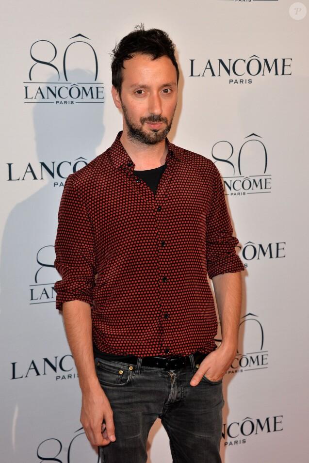 Anthony Vaccarello à Paris, le 7 juillet 2015.