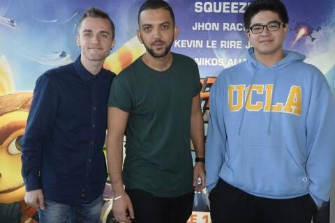 """Squeezie, Jhon Rachid et Kevin Tran : Retrouvailles geek pour """"Ratchet et Clank"""""""