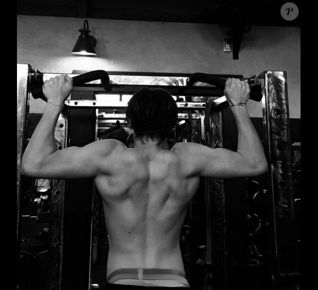 Brooklyn Beckham a publié une photo de lui sur sa page Instagram, le 4 avril 2016.