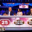 Superkids, le 6 avril 2016 sur M6. Ici les quatre jurés.