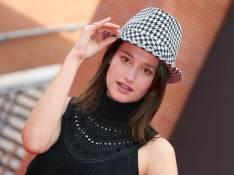 REPORTAGE PHOTOS : La ravissante Marie Gillain travaille du chapeau...