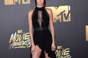 Kendall Jenner, Gigi Hadid, Cara Delevingne : Trio glamour aux MTV Movie Awards