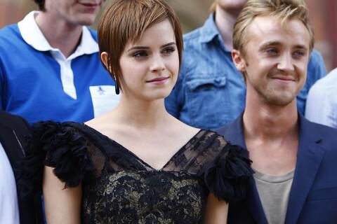 Emma Watson, son coup de foudre pour Tom Felton : L'acteur réagit enfin...