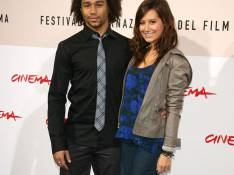 REPORTAGE PHOTOS : Corbin Bleu et Ashley Tisdale de 'High School Musical' illuminent Rome !