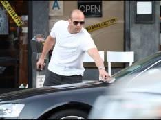 REPORTAGE PHOTOS : Jason Statham, et un petit P.V. pour la route!