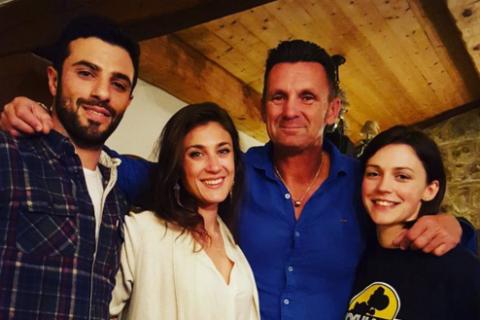Koh-Lanta 2016 : Romain, Laureen, Wendy réunis pour l'anniversaire de Pascal