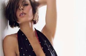 PHOTOS : La sculpturale Nadine Velazquez... vous offre un strip-tease très privé !